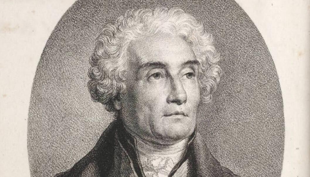 Joseph de Maistre. Bilde: Wikimedia Commons