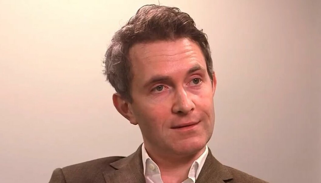 Douglas Murray. Foto: Rebel Wisdom/Wikimedia Commons (CC BY 3.0)