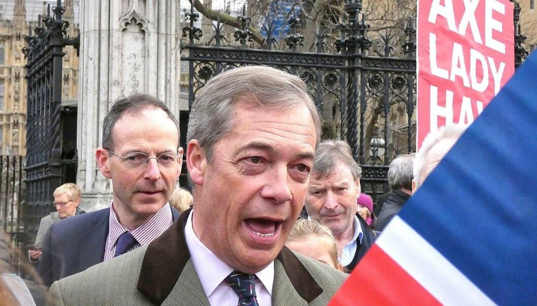 Nigel Farage så at hans eget parti kunne undergrave hans langsiktige politiske mål, og handlet deretter.