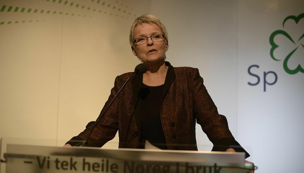 Senterpartiet var tradisjonelt et av Norges mest konservative partier. 90-tallets Senterparti under Anne Engers ledelse var unntaket. Hennes nye, radikale kurs gjorde at det tidvis var uråd å høre forskjell på Sp og SV, bortsett fra i rovdyrpolitikken, skriver Torbjørn Røe Isaksen.