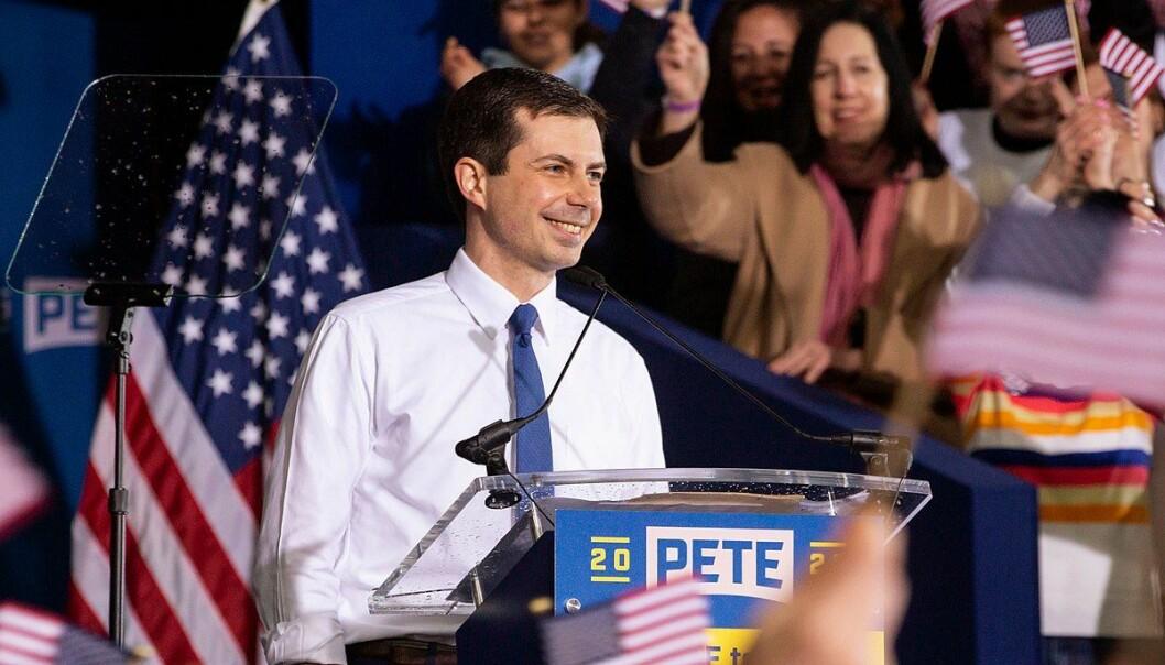 Pete Buttigieg er månedens navn i demokratenes nominasjonsstrid. Vil det vare?