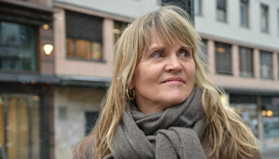 Torsdag vant Nina Lykke Brageprisen for romanen «Full spredning».