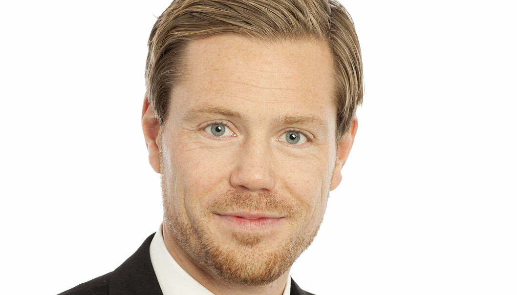 Advokat hos regjeringsadvokaten, Torje Sunde.