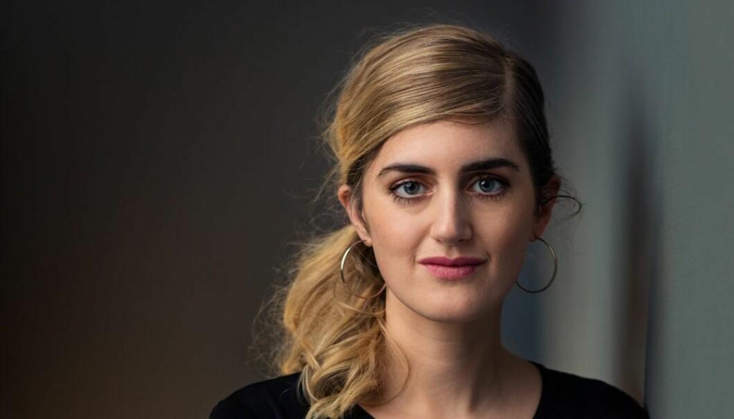 Mathilda Gustavsson er journalisten som først avslørte årelang seksuell trakassering fra den kjente svenske Kulturprofilen. Nå er hun ute med bok.