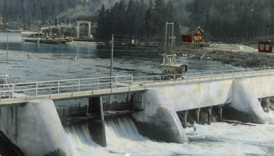 Eksport av norsk fornybar kraft til Skottland er samfunnsøkonomisk lønnsomt.