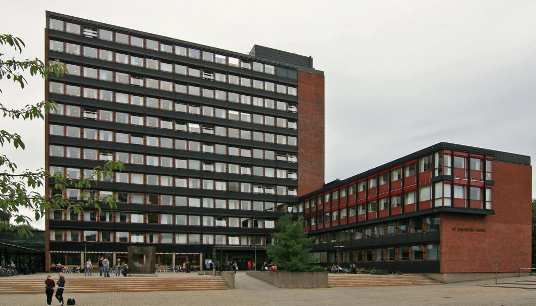Det humanistiske fakultet, Universitetet i Oslo.