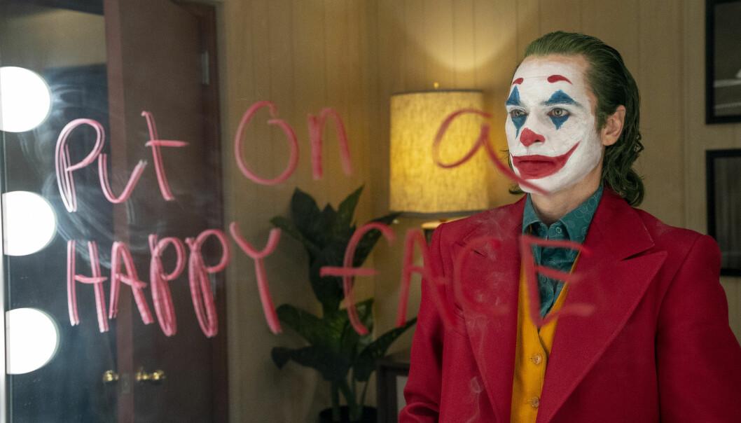 «Joker» treffer tidsånden og blir stående igjen som høydepunktet fra filmåret 2019 for Lars Viko Gaupset.