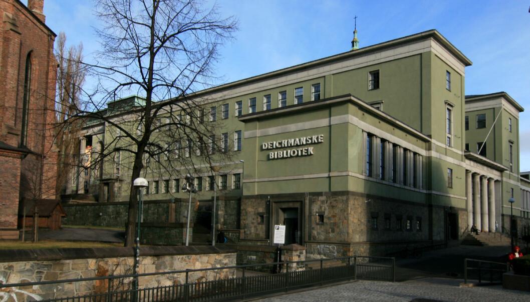 En tweet om at Oslos folkebiblioteker ikke er gratis, men skattefinansiert, ble betegnet som pedantisk og «helt unødvendig kverulering». Da har man bommet ganske kraftig på hva dette dreier seg om, skriver kronikkforfatteren.