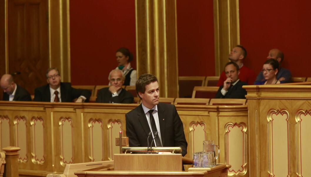 Minerva har snakket med Kjell-Ingolf Ropstad om Hareide-valget.