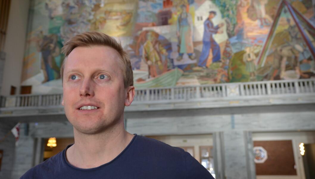 Øystein Sundelin er overrasket over fraværet av diskusjon rundt velferdsstatens velferd og bærekraft.