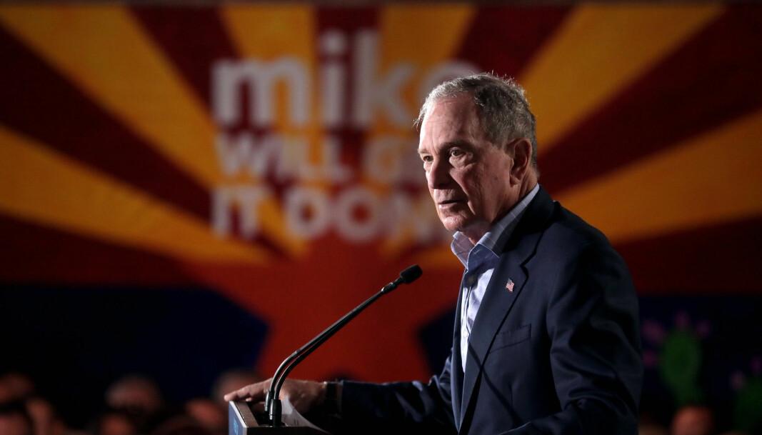 Michael Bloomberg vil nå øse penger inn i Bidens valgkamp i den sentrale vippestaten Florida.