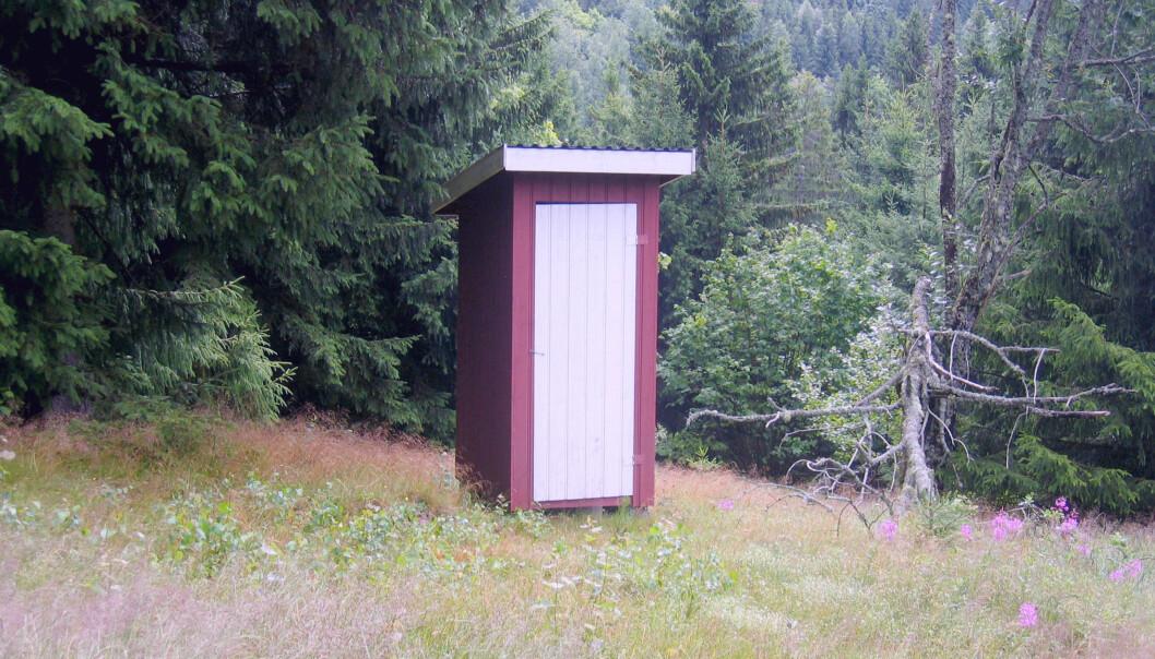 På toalettet har nordmenn tenkt ut mange tanker om hvordan verden kan bli et bedre sted.