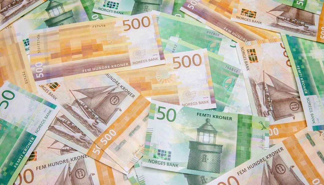 De neste krisetiltakene kan komme til å måtte betales rett fra sentralbanken. Fra seddelpressen om du vil, skriver Haakon Riekeles.