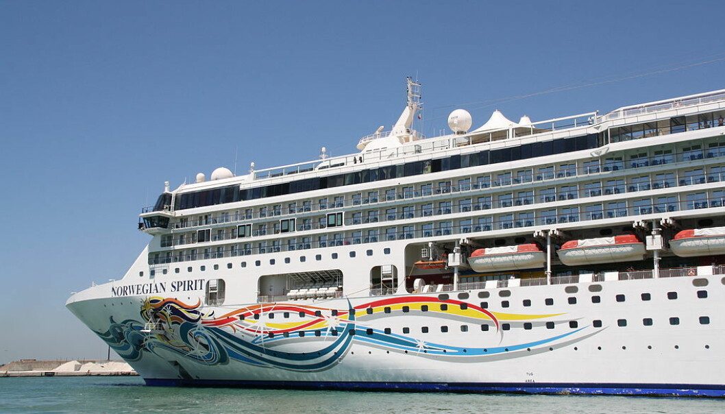 Foto: Piergiuliano Chesi / Creative Commons Norwegian Cruise Line sitt cruiseskip Norwegian Spirit
