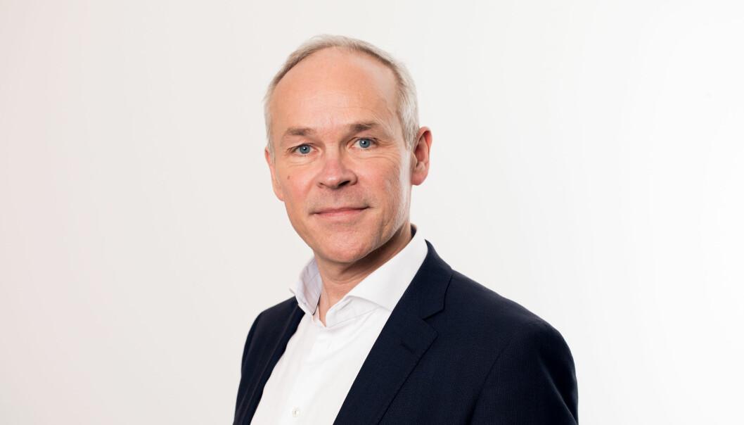 Finansminister Jan Tore Sanner (H) understreket i dagens pressekonferanse at norsk økonomi er grunnleggende solid.