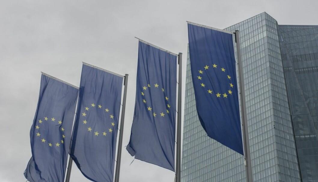 Den europeiske sentralbanken.