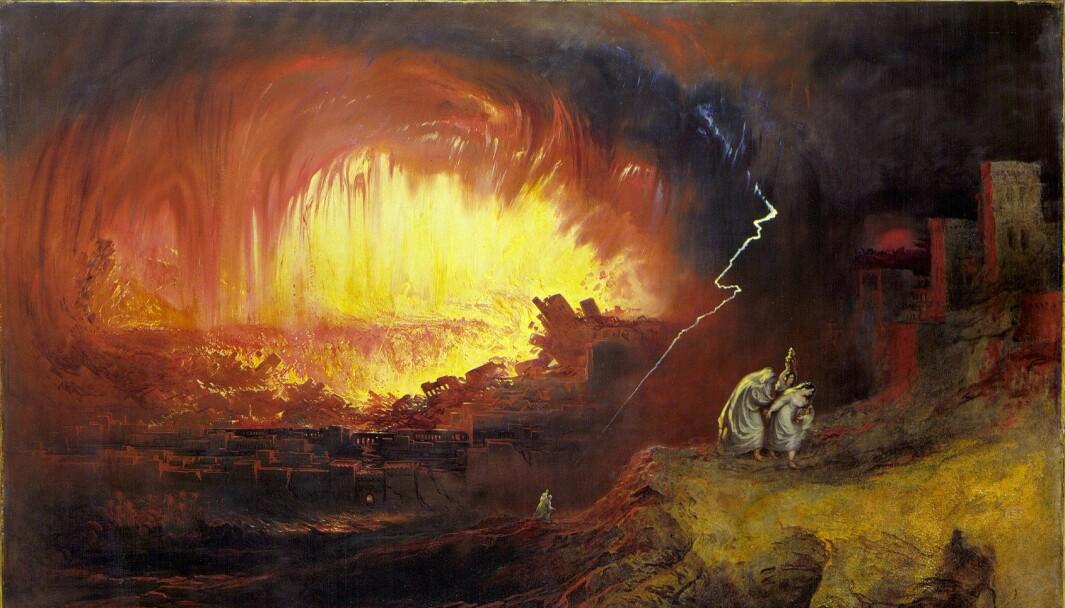 Koblingen mellom homofili, seksuell umoral og Guds straff finner sin forløper i Bibelens historie om Sodoma og Gomorra. For opplyste, rasjonelle og sekulære mennesker, inkludert liberale teologer, er en slik tankegang i seg selv frastøtende, skriver Ivar Bu Larssen.