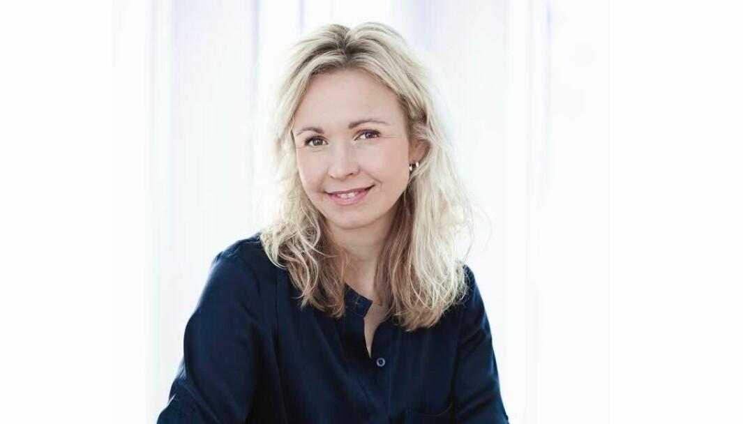 Line Marie Warholm er aktuell med boken «Kule Kids». Hun tror den pågående pandemien er en glimrende anledning til å lære barn nye ting.