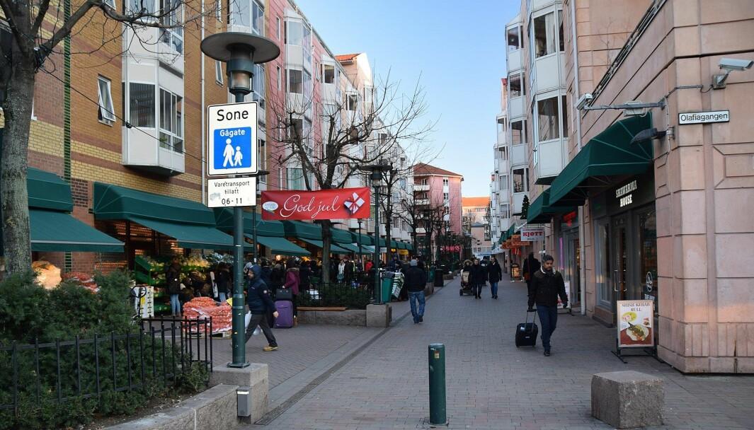 – Beboere jeg har snakket med på Grønland forteller om en følelse av å være i en global storby med folk fra hele verden kombinert med en landsbystemning hvor man kan gå i joggebukse og krite i butikken, sier antropolog Katja Bratseth. Det blir store forandringer i området de kommende årene.