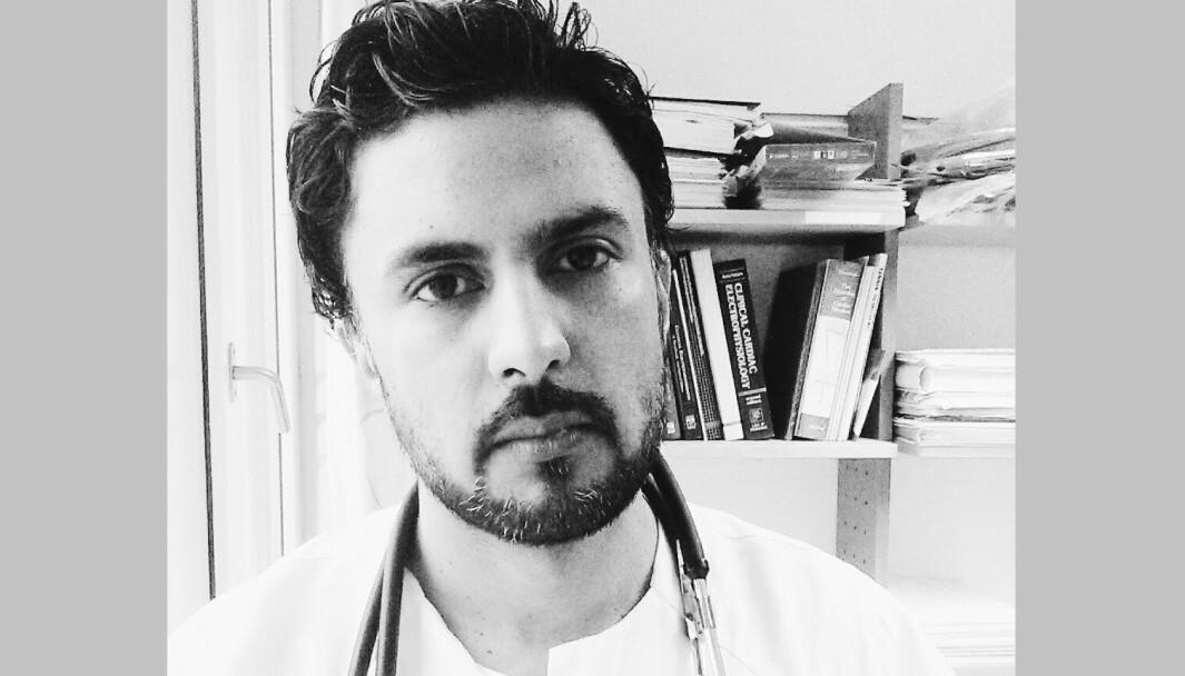Wasim Zahid mener ærefrykten for legen er større i andre land.