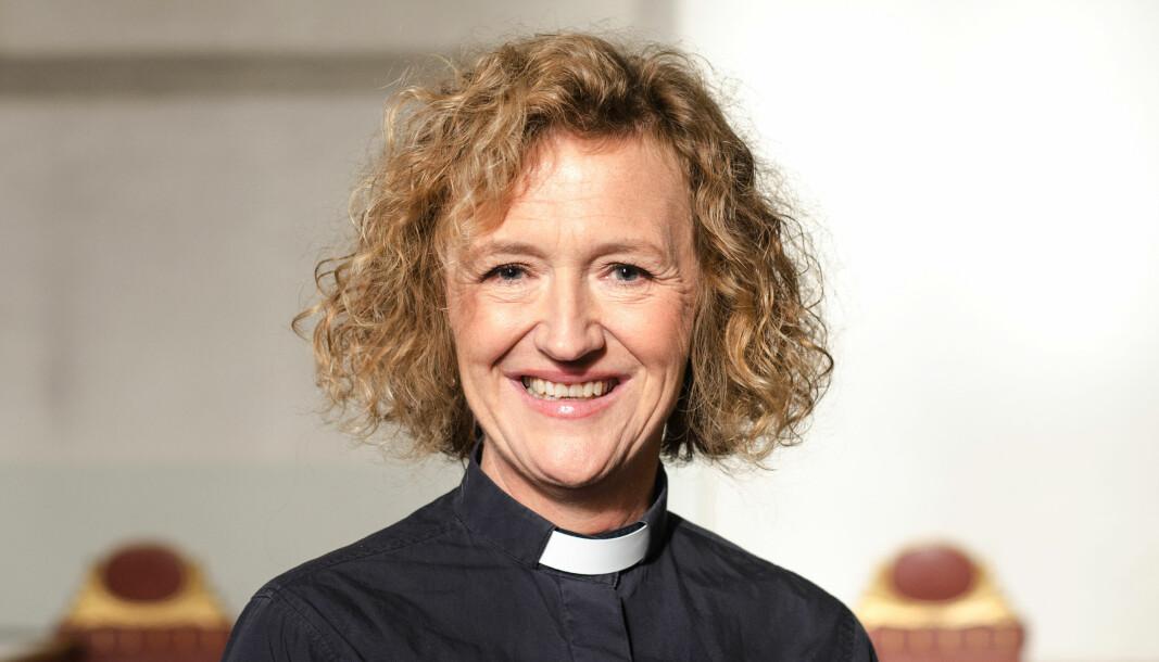 Biskop i Oslo Kari Veiteberg ønsker økonomiske sanksjoner mot Israel.