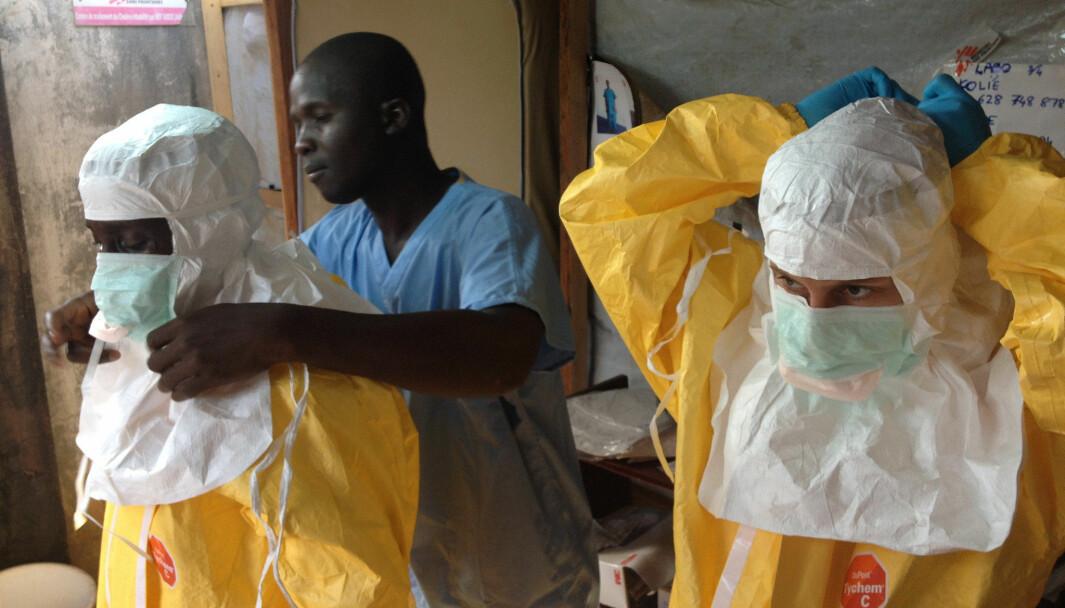 W. Gyude Moore, tidligere minister for Public Work i Liberia, tror Afrika kan stå foran en koronakatastrofe, men sier også det er mye å lære fra håndteringen av Ebola.