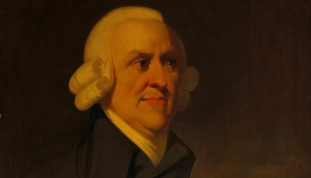 James Otteson lener seg på moraltenkning fra 1700-tallet, og særlig fra Adam Smith, i sin bok «Honorable Business», skriver Mathilde Fasting.