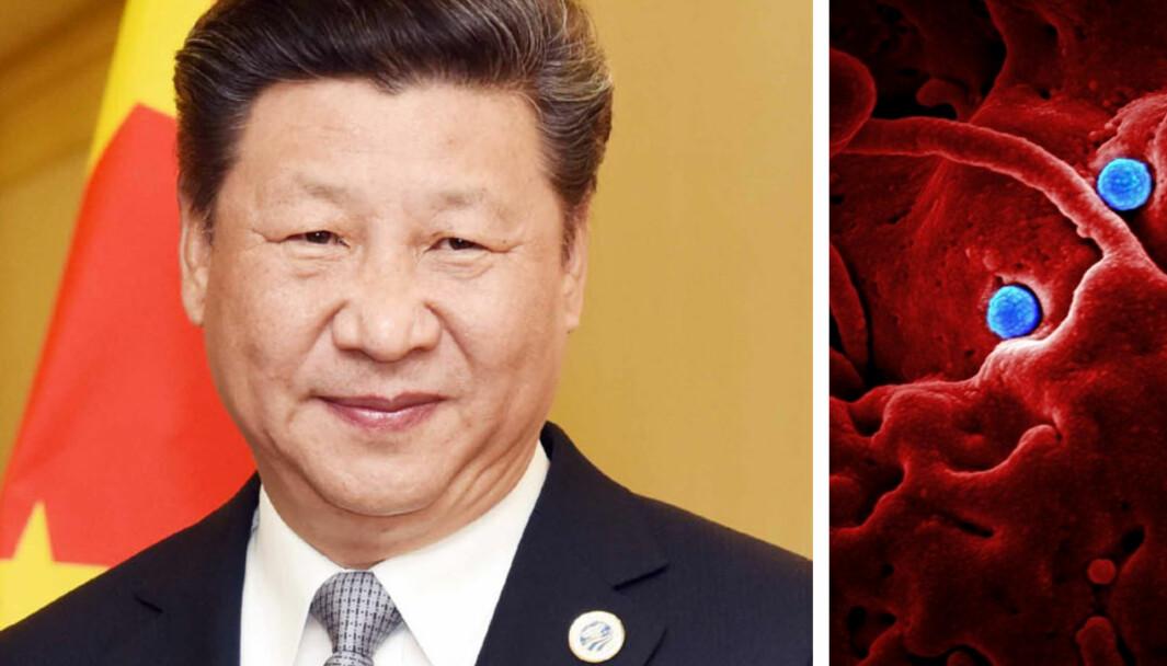 Xi Jinpings håndtering av koronautbruddet kritiseres for å være gjennomsyret av egeninteresser.
