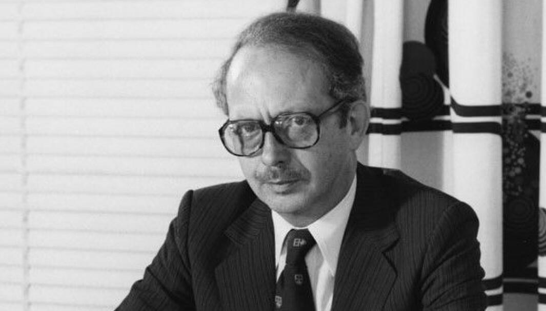 Ralf Dahrendorf.