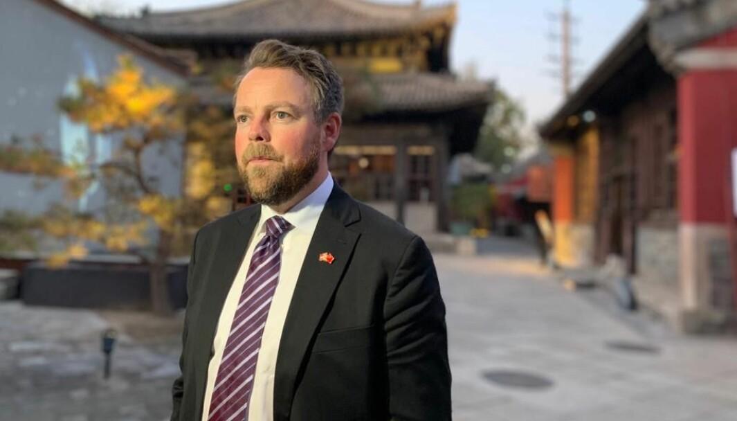 Torbjørn Røe Isaksen søker ikke nominasjon til Stortinget i 2021.