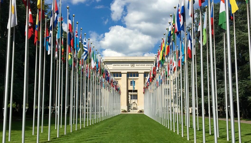 FN har store planer frem mot 2050.