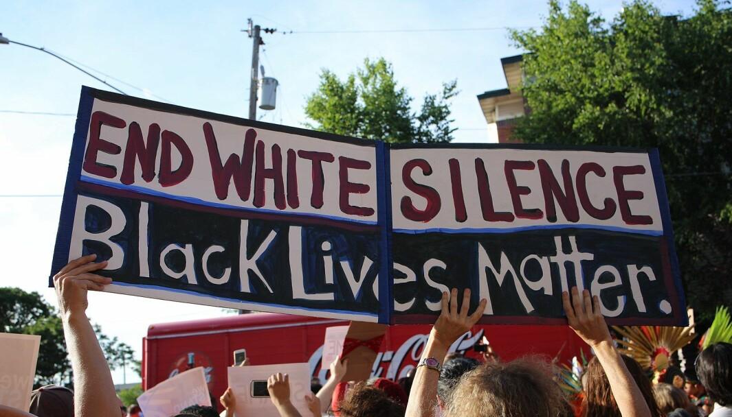 Black Lives Matter, demonstrasjon i Minneapolis 2020