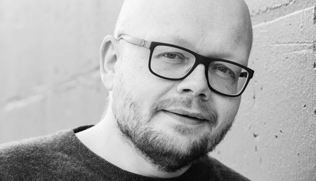 "Bjørn Hatterud er aktuell med boka ""Mjøsa rundt med mor""."