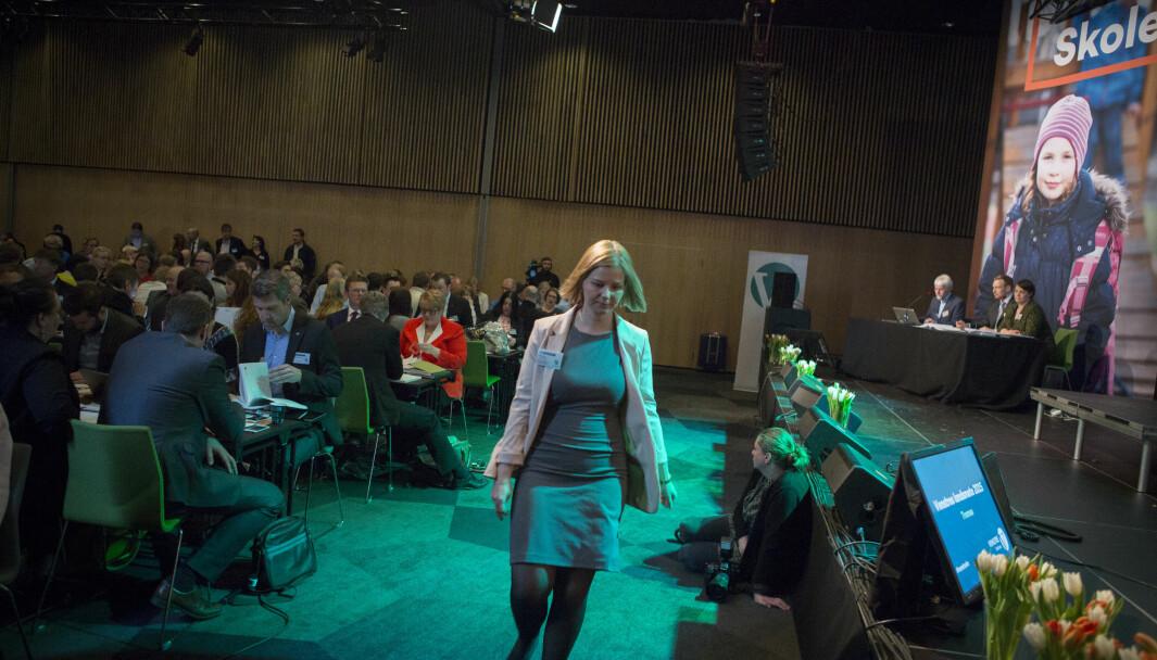 Venstre LM 2015, Tromsø. Guri Melby Foto: Jo Straube / Venstre