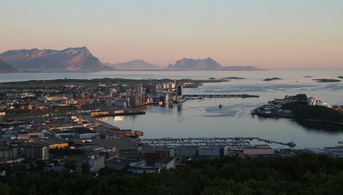 Gjenoppbygningen av Bodø etter krigen ble kjedelig ensartet fordi den ble formet av den moderne funksjonalismen som uheldigvis var på moten da, skriver Arild Pedersen.