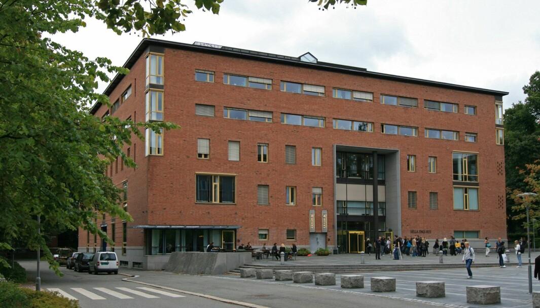 Det utdanningsvitenskapelige faktultet, Universitetet i Oslo.