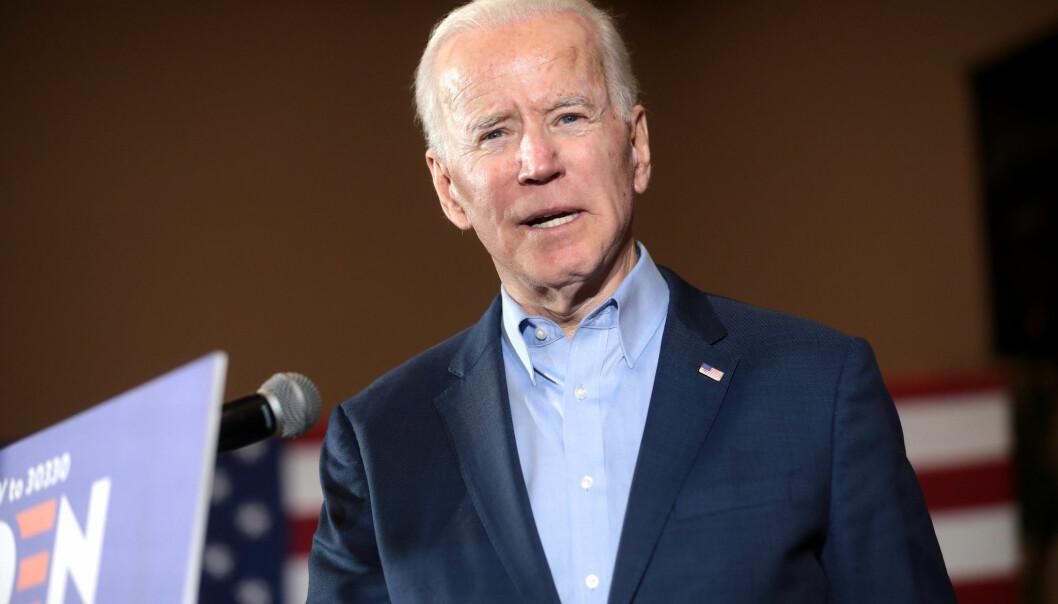Joe Biden kan få drahjelp i Maines 2. distrikt av en ny valgordning.