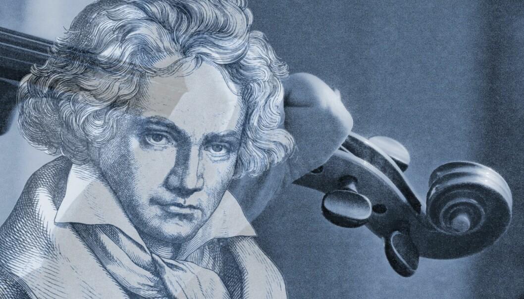 Ludwig van Beethoven kritiseres for å ha komponert symfonier som er ekskluderende for fargede og seksuelle minoriteter