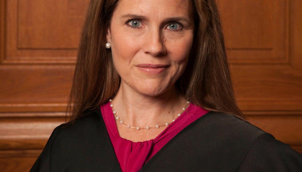 Barrett blir sannsynligvis godkjent av Senatet som ny høyesterettsdommer.