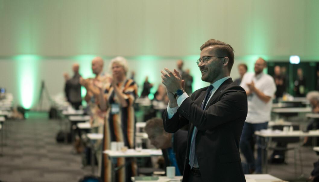 Nyvalgt nestleder i Venstre Sveinung Rotevatn