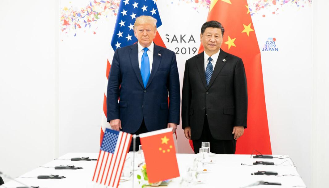 I dag er de fleste utenrikspolitiske eksperter, inkludert de som avskriver president Trump, enige. Det er nå tverrpolitisk enighet om å konfrontere Kina, skriver Asle Toje.