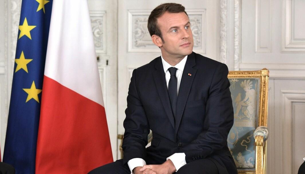 Skal mangfoldets Europa ha noen sjanse, må ytringsfriheten veie tyngst. Støtter vi ikke opp om Emmanuel Macron og likesinnede, gjør vi noe galt både prinsipielt og taktisk, skriver Lars Kolbeinstveit.