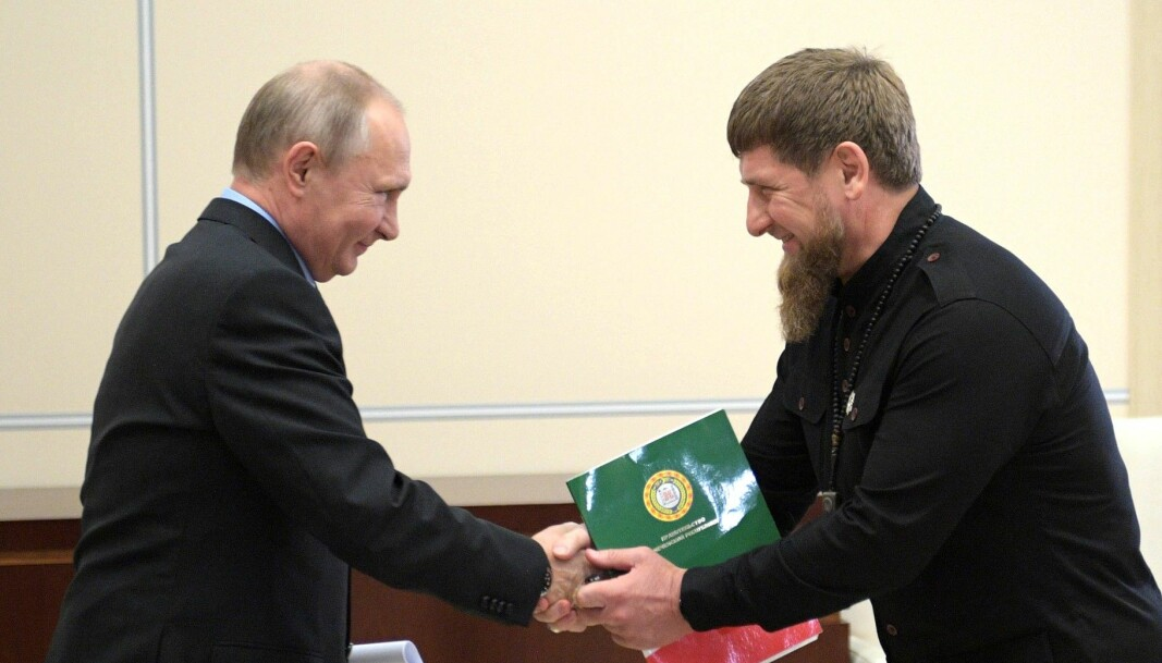 Ramzan Kadyrov har styrt Tsjetsjenia som en slags eneveldig vasall under Russland siden 2004.