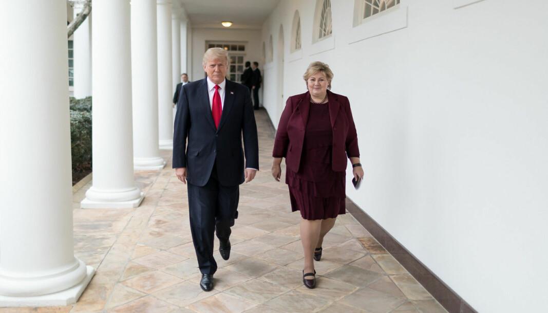 – De bilaterale relasjonene mellom Norge og USA skal ikke være en refleksjon av det norske folks oppfatning av en midlertidig valgt, upopulær administrasjon. Det ville være å undergrave Norges langsiktige strategiske interesser, sier Anders Romarheim ved Institutt for forsvarsstudier.