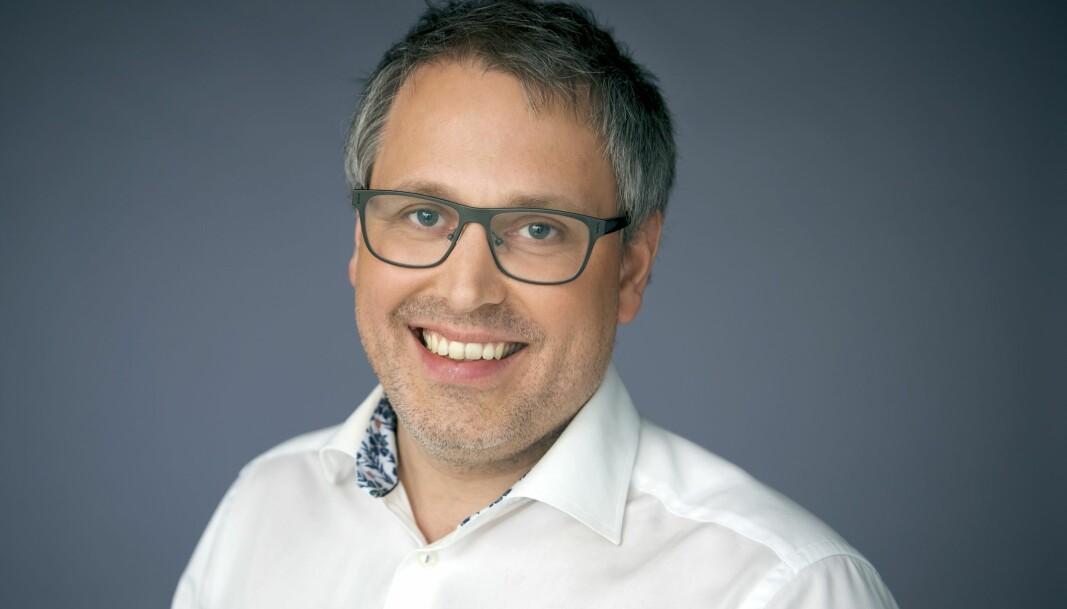 Eirik Løkke er rådgiver i Civita og bidragsyter til den nye antologien «Ingen frihet uten ytringsfrihet».