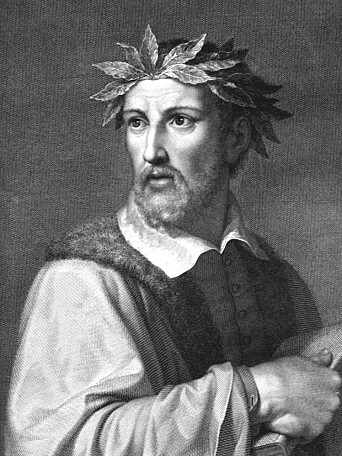 Den udødelige Tasso, en av de største Poet Laureates.