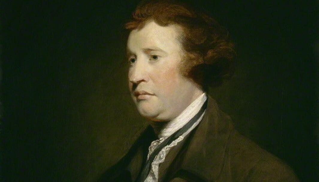 Edmund Burke, mannen som på ny sysselsatte alle tenkende vesener.