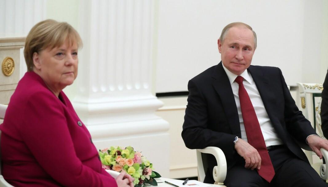 Ingen EU-land er utsatt for mer voldsomme angrep ved hjelp av desinformasjon fra russisk hold enn Tyskland, hevder en EU-rapport.
