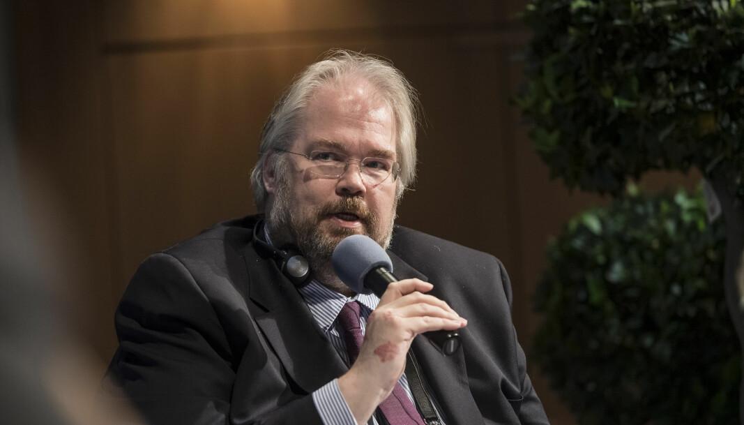 Utvalget «Norge mot 2025», ledet av Jon Gunnar Pedersen (bildet), byr på få forslag til konkrete tiltak, skriver Jan Arild Snoen.