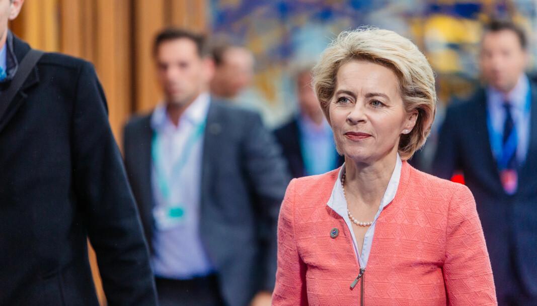 Ved å insistere på at vaksinesaken skulle være hennes øyeblikk fremfor helseministrenes, kan Ursula von der Leyen vanskelig bortforklare EUs vaksinefadese, mener Asle Toje.
